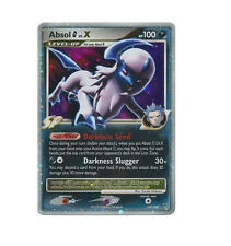 ABSOL G LV.X LX 141/147 Ultra Rare Star Holo Foil Card!