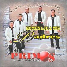 Los Primos De Michoacan : Homenaje A Mis Padres CD