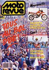 MOTO REVUE 2958 KAWASAKI KX 125 250 SUZUKI DR 800 S GP d'AUSTRALIE BOL d'OR 1990
