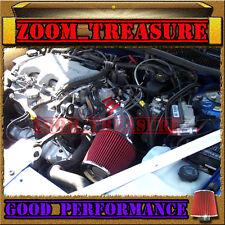 RED 2004-2010//04-10 CHEVY MALIBU//PONTIAC G6 3.5 3.5L V6 COLD AIR INTAKE