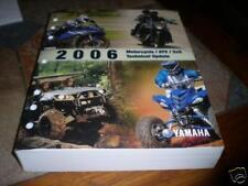2006 Yamaha Technical Update Manual Motorcycle Atv Sxs