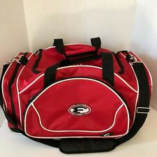 Cheerleader Duffel Bag Red Personalized Jessica Foothill Dance Team