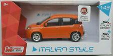 Mondo Motors Fiat Nuova Panda orange 1:43 Neu/OVP Modellauto Auto Car Kleinwagen