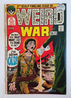 Weird War Tales #4 1972 Bronze Age DC 52 Page Comic Kubert -c/a