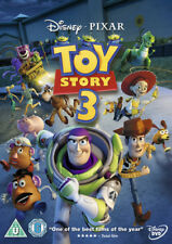 Toy Story 3 DVD (2010) Lee Unkrich