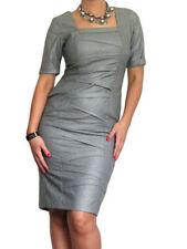 Vestiti da donna lunghezza al ginocchio in cotone business