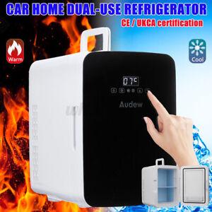 10L Portable Mini Fridge Freezer Ice Box Car Home Cooler & Warmer Refrigerator