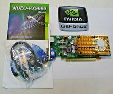 PCIe x16 Dual Display NVIDIA GeForce 9400GT 1GB Video Card Video-PX498-Twin SFF