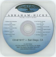 Abraham-Hicks Esther CD 8-19-17 San Diego, CA Edited - Workshop - New