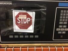 Stopol Equipment Sales Injection Molding Machine Milacron Camac Xta R1213
