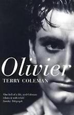 TERRY COLEMAN ____ OLIVIER ____ BRAND NEW ____ FREEPOST UK