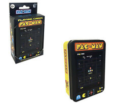 PACMAN PACK OF CARDS IN GIFT TIN