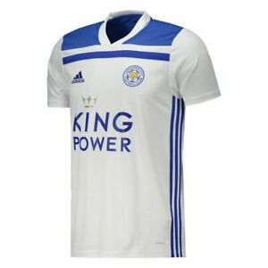 Official adidas Leicester City Men's 3RD Shirt 2018/19, Size: M