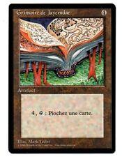 MRM FRENCH Grimoire de Jayemdae ( Jayemdae Tome) NM / M MTG magic FBB