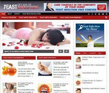 Yeast Infection Blog Established Profitable Turnkey Wordpress Website For Sale