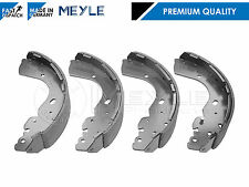 FOR NISSAN NAVARA D40 2.5 DCI 2005-2010 DIESEL REAR BRAKE SHOES SHOE SET MEYLE