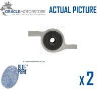 2 x NEW BLUE PRINT REAR RH SUSPENSION ARM BUSH PAIR GENUINE OE QUALITY ADT38062