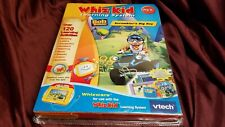 VTech Whiz Kid Learning System - Bob The Builder Scrambler's Big Day, New Sealed