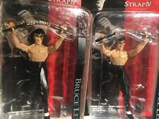 BRUCE LEE Strap III IV Re-Ment 04 Fist of Fury LOT