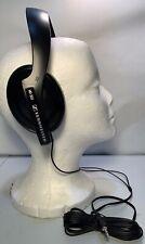 Sennheiser HD 202-II Professional Headphones DJ HD202 Look Great! Great Deal!