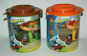 Thomas & Friends 2 x Adventures Spiral Tower Tracks Sets BNIB