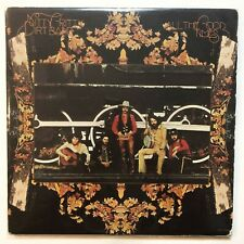 Nitty Gritty Dirt Band ‎– All The Good Times LP Vinyl Record Psych Folk 1971 VG+