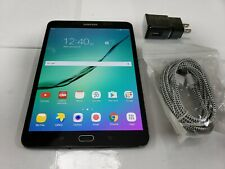 "-8"" Samsung Galaxy SM-T713 Tab S2 8.0, 32GB, Black WIFI TABLET ANDROID 6.0.1"