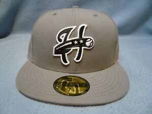 New Era 59fifty Harrisburg Senators Sz 7 1/4 BRAND NEW Fitted cap hat MiLB