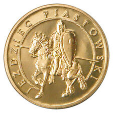 2 zl. 2006  History of the Polish Cavalry: The Piast Horseman