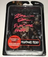 KELLEN GOFF Signed FUNTIME FREDDY FUNKO TOY Five Nights IN PERSON Autograph