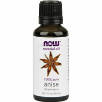 NOW Foods Anise Oil 100% Pure & Natural Essential Oil  - 1 fl oz AROMATHERAPY