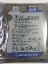 "*New* Western Digital (WD1600BEVE) 160 GB, 5400RPM, 2.5"" Internal Hard Drive"