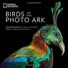 Birds of the Photo Ark Strycker, Noah VeryGood