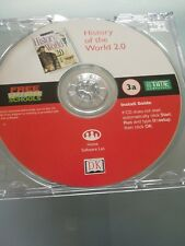 History of the world 2.0 software PC-CD Rom