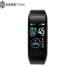 Original Koretrak Watch Tracker Fitness Band, Heart Rate Monitor , Waterproof