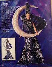 Nib Original Shipper Bob Mackie Moon Goddess 14105 9993 Barbie Doll