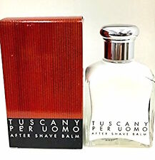 Tuscany Per Uomo for Men by Aramis 3.4 After Shave Balm New in Box Rare