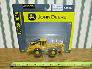 John Deere 648G Log Skidder By Ertl 1/64th Scale