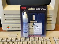 Floppy Drive Cleaner Macintosh 128k Plus Classic II SE/30 Color Powerbook 3.5""