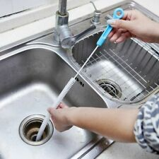 Sewer Cleaning Brush Home Cleaning Bendable Sink Tub Toilet Dredge Pipe Tools