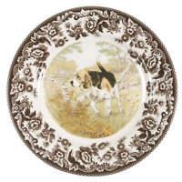 Spode WOODLAND Beagle Salad Plate 7921914