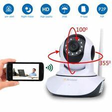 Home Security IP Camera HD 1080P 2MP 720 1MP Wireless PTZ IR  Audio Record