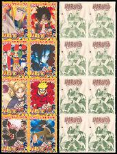 8 ANIME MANGA NARUTO Philippine TEKS / Trading Cards 2