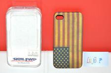 Cover Custodia Skill FWD Benjamins Bandiera Americana in TPU per iPhone 4 e 4S