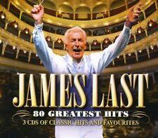 James Last - 80 Greatest Hits - Neu & OVP