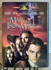 The Man in the Iron Mask, OOP DVD
