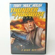 "Thunder In Paradise Collection (DVD, 2006, 3-Disc Set) w/ Terry ""Hulk"" Hogan"