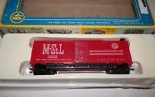 AHM HO Scale M & ST L Box Car #5241-14