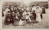 Penwortham near Preston. Mothers Union Festival July 1908.
