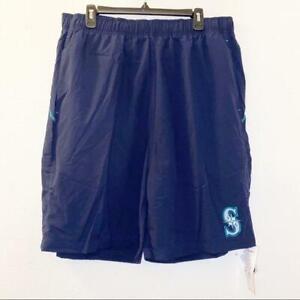 majestic Seattle Mariners shorts